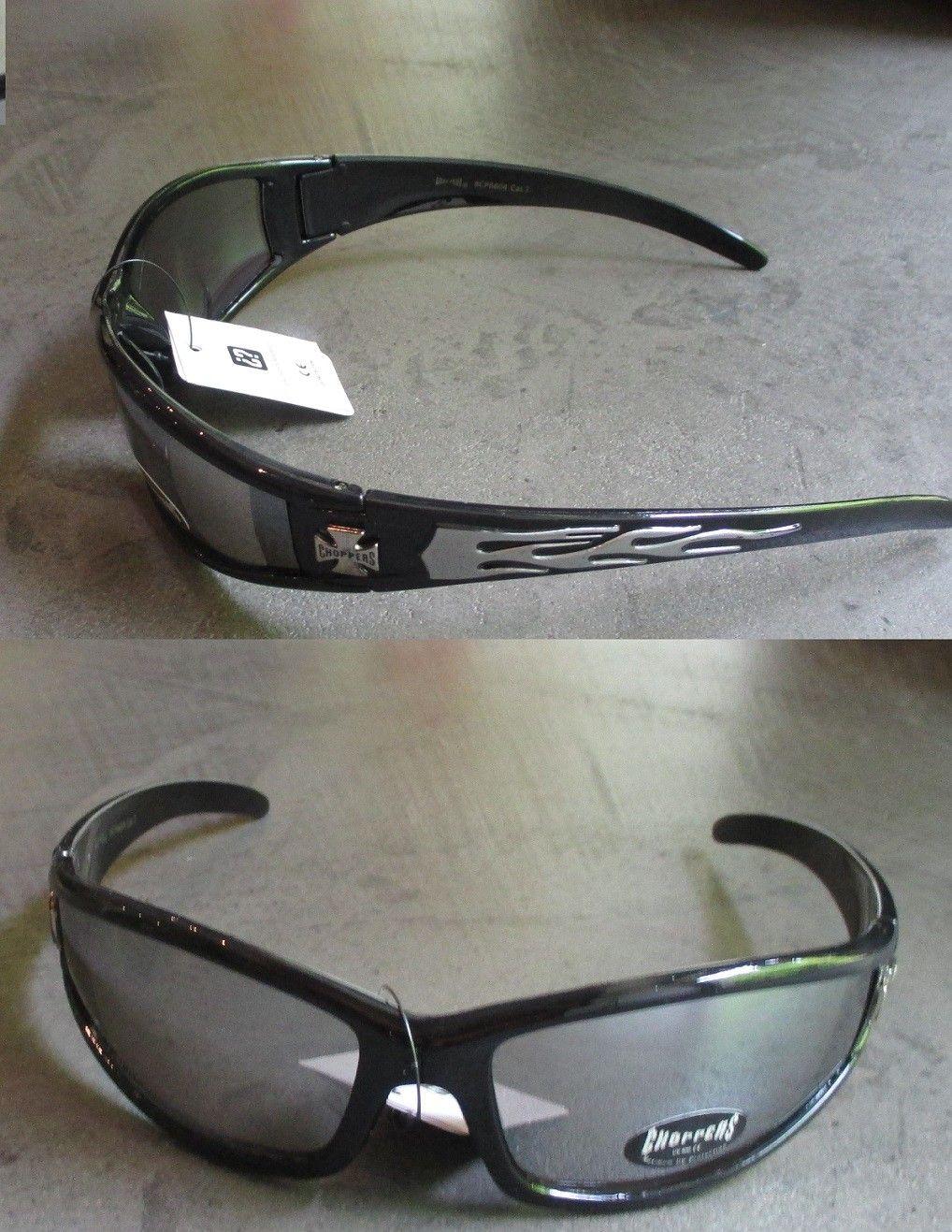 hotrodspirit - lunette de soleil choppers croix malte flamming rouge or qKj1U2WJw