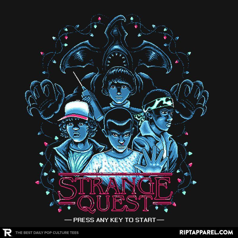 Stranger things fan art carteles peliculas fondos y for Fondo de pantalla stranger things