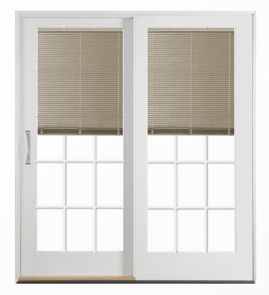 New Door For The Kitchen Pella With Built In Blinds Wishlist For