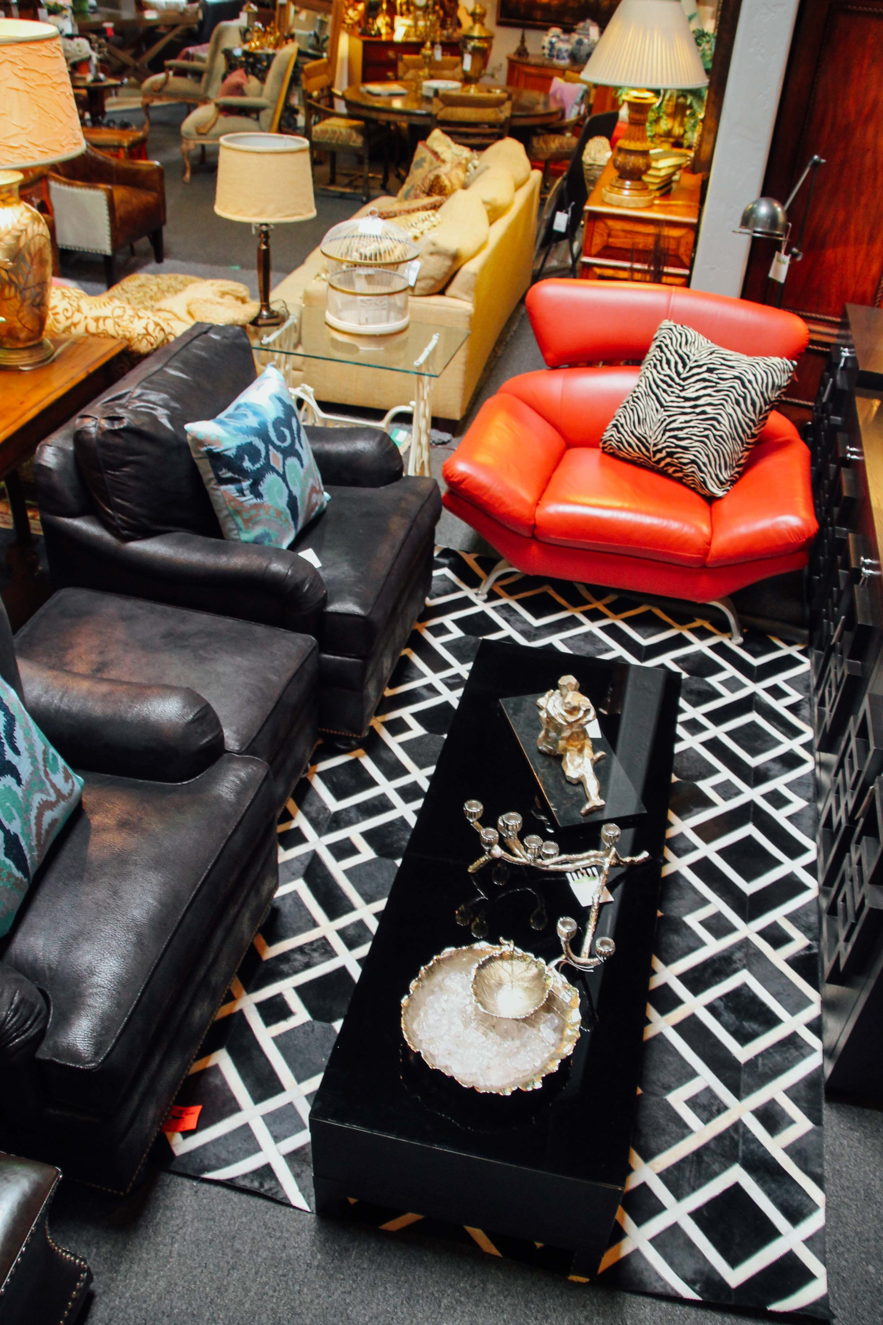 Modern Furniture For The Living Room Found At Avery Lane Fine