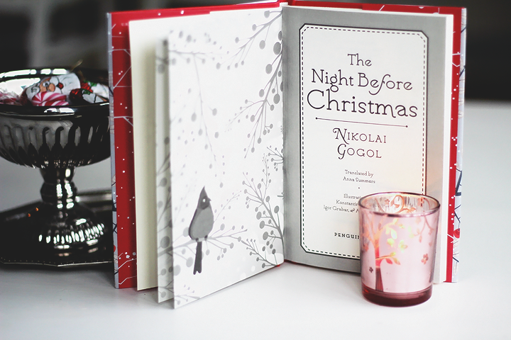 "Paperback Castles: ""The Night Before Christmas"" af Nikolai Gogol"