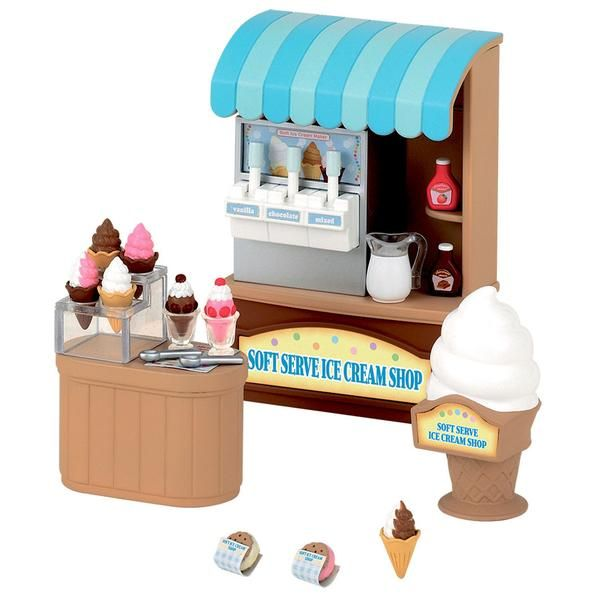 Sylvanian Families, Ice cream shop