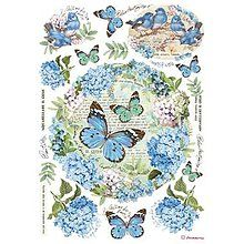 Papier - Ryžový papier DFSA4183 - 6511170_