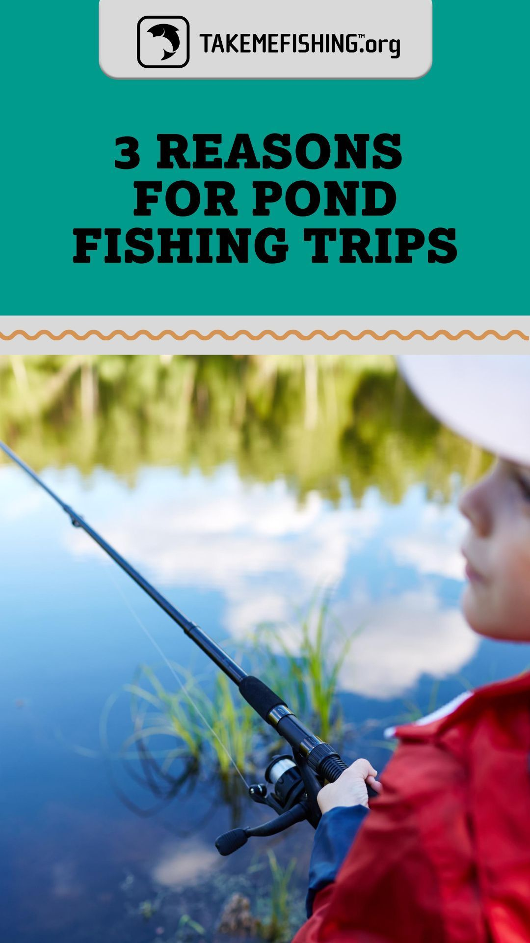 3 Reasons for Pond Fishing Trips in 2020 Fishing trip