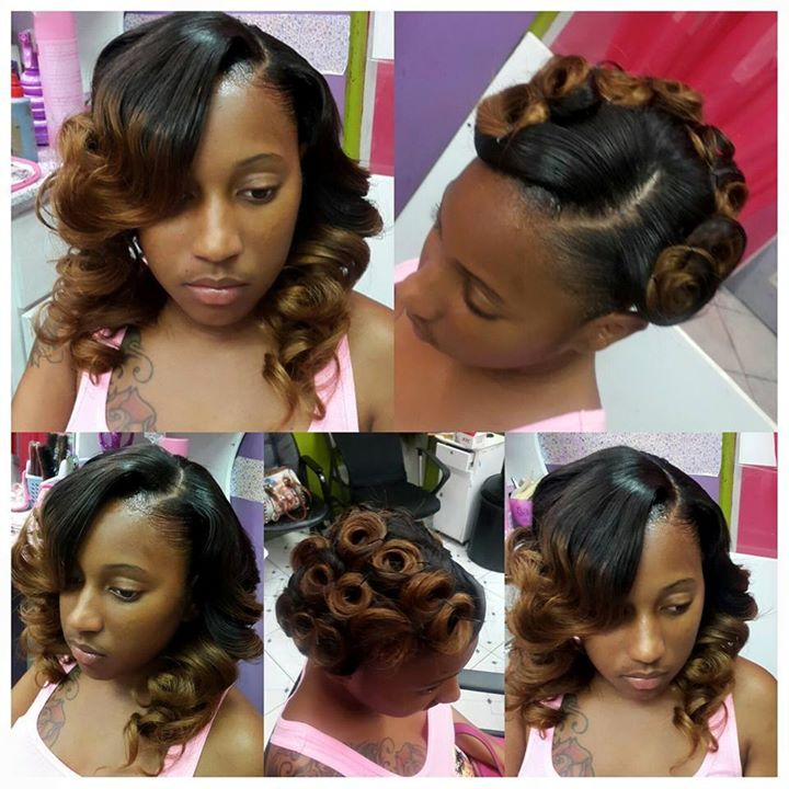 Pin On Weaves Wigs Extensions