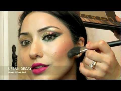 Indian Bridal Makeup Do Your Own Arabic Asian For Wedding Day