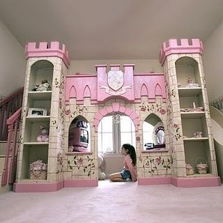 Awesome Beds You Wish You Had As A Kid Girls Loft Bed Playhouse Loft Bed Playhouse Bed
