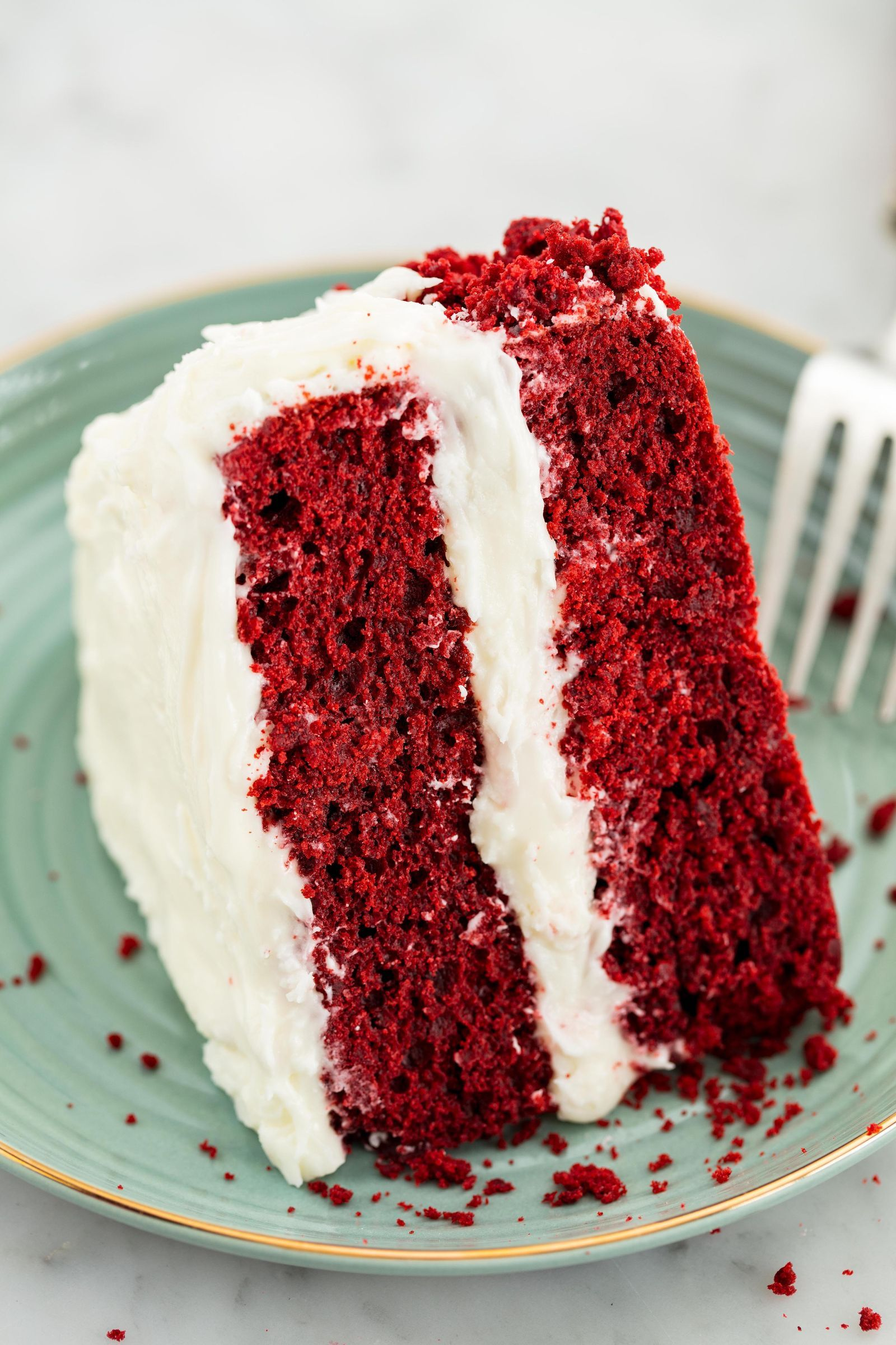 Red Velvet Cake Recipe With Images Best Christmas Cake Recipe