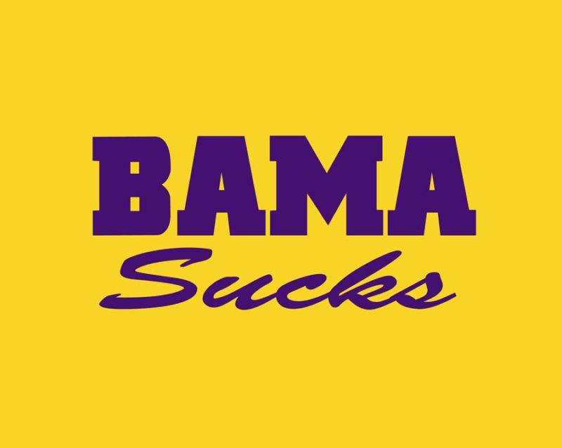 Lsu Sucks T Shirt 73