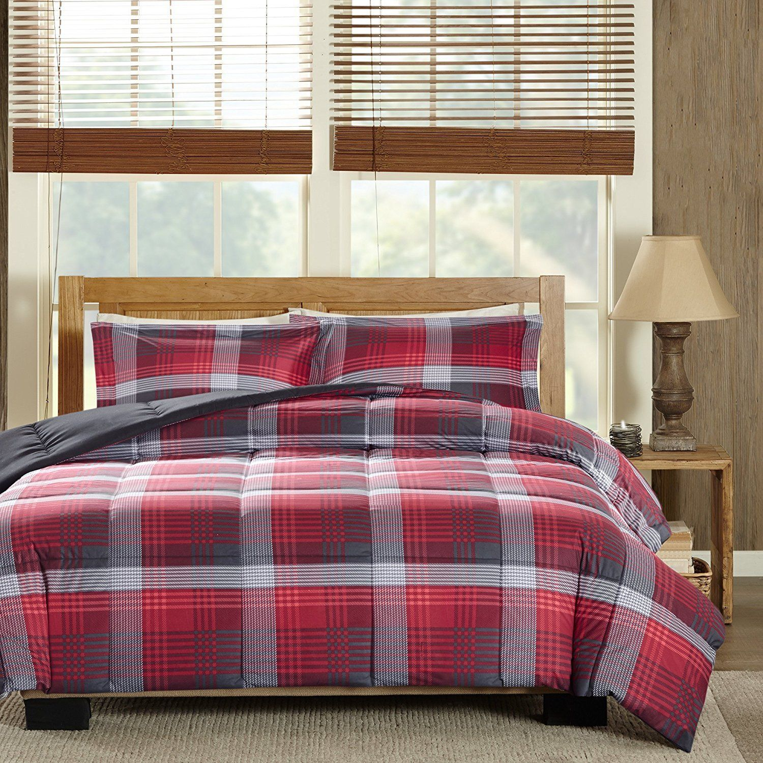 check red bedding and size comforter king tartan childrens duvet full cotton sets cover set bed bedspread sheets navy covers of twin amazing s plaid children curtains
