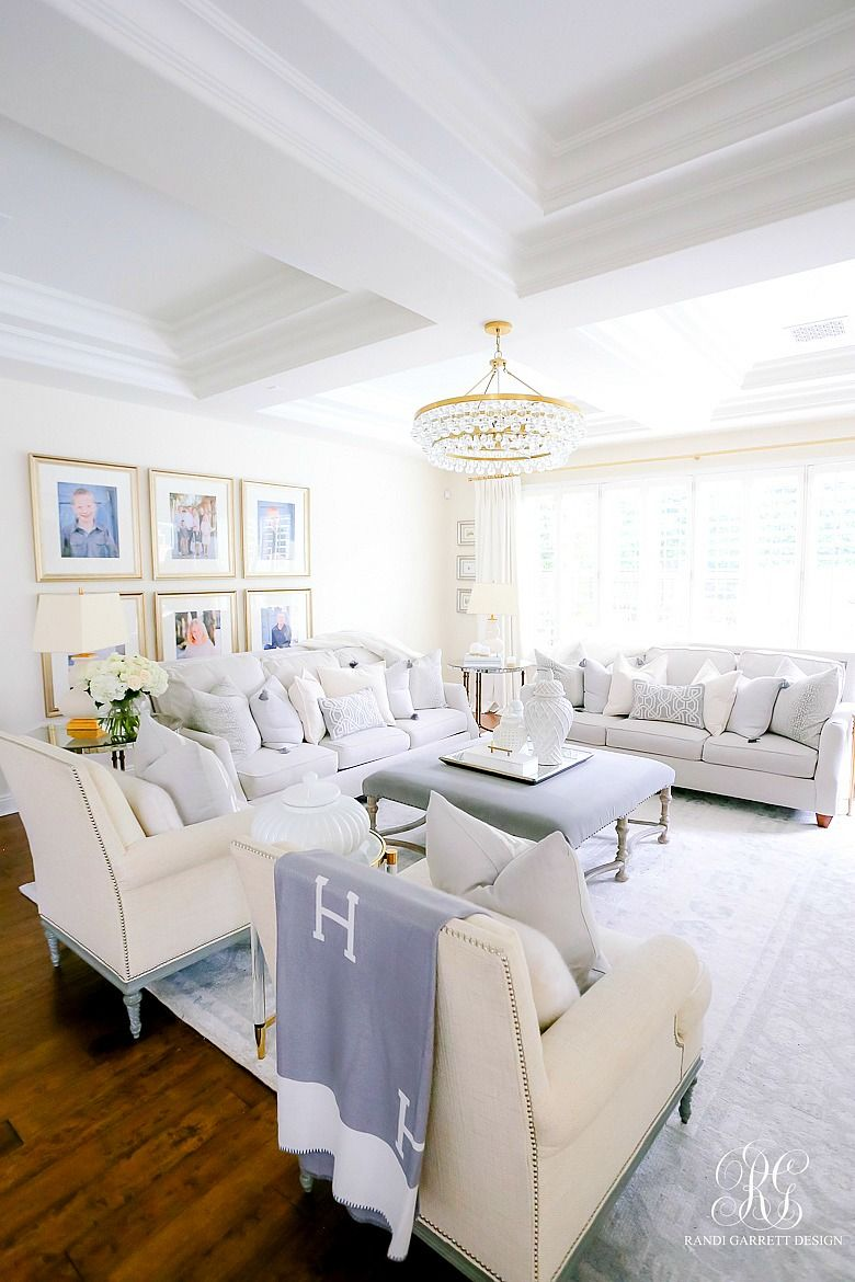 How To Decorate Using White With Kids And Pets White Furniture