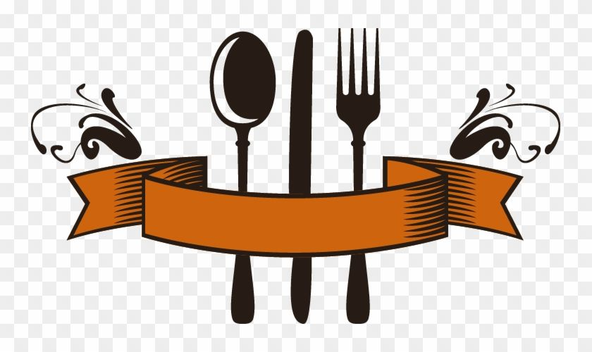 Download And Share Clipart About Knife Fork Logo Spoon Restaurant Spoon And Fork Find More High Quality Free Transparent Art Logo Free Clip Art Fork Drawing