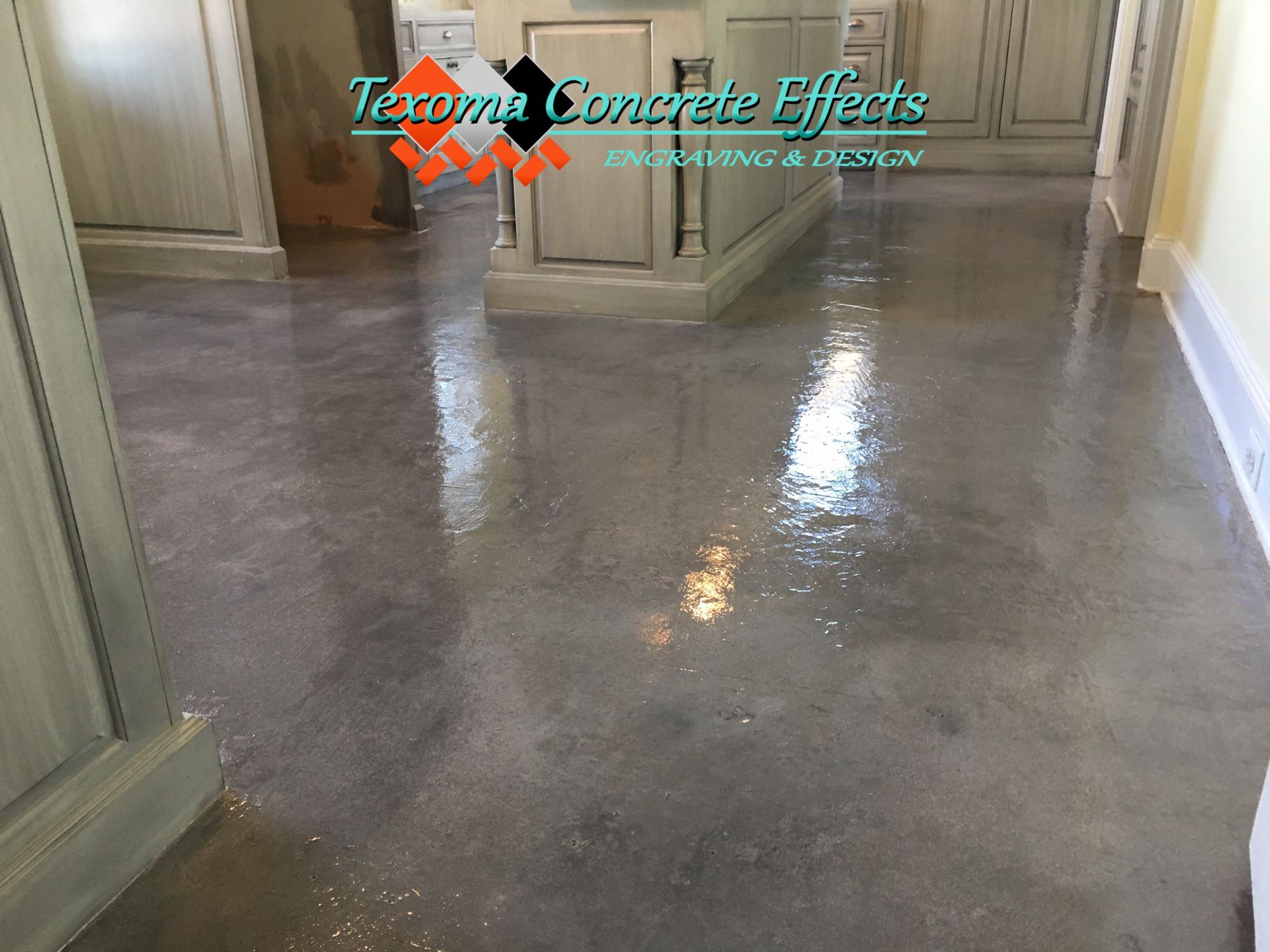 Concrete Overlay By Texoma Concrete Effects In Wichita Falls Tx Concrete Overlay Concrete Overlays
