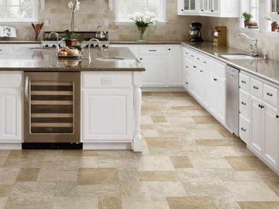Fiber Floor Norfolk Modular Beige Kitchen Decor Pinterest