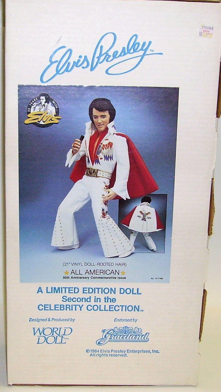 Elvis The King Salt And Pepper Pots