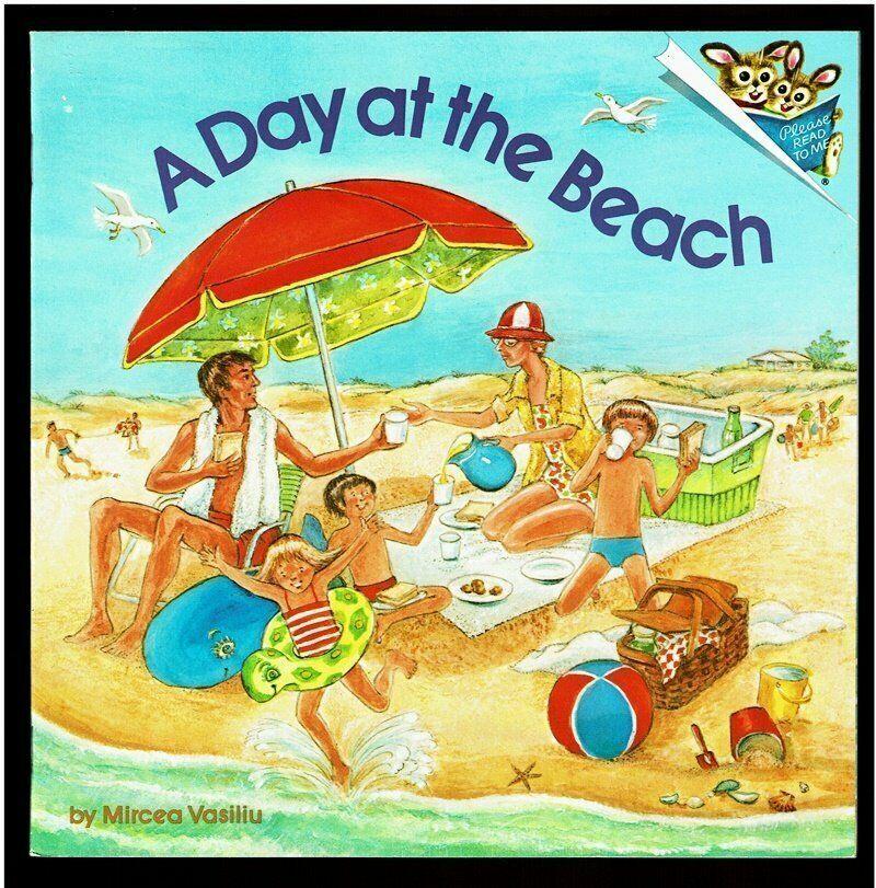 A DAY AT THE BEACH Mircea Vasiliu Children's