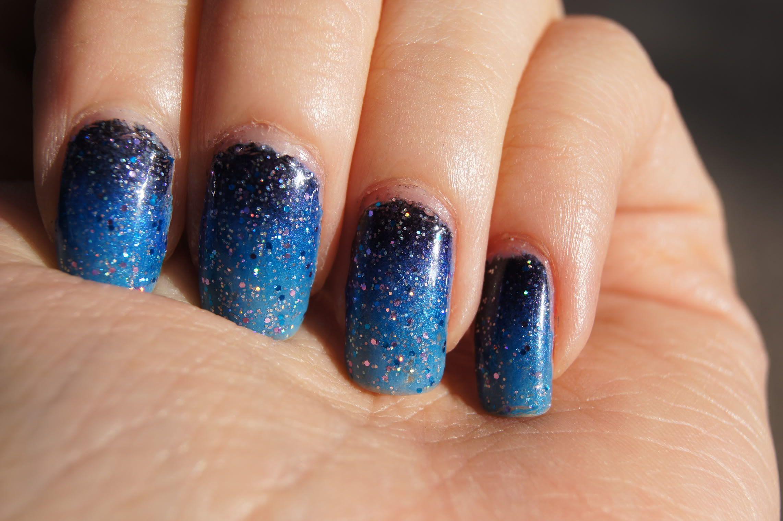 Blue+Nail+Designs   Best Blue Nail Paint Designs   Nail   Pinterest ...