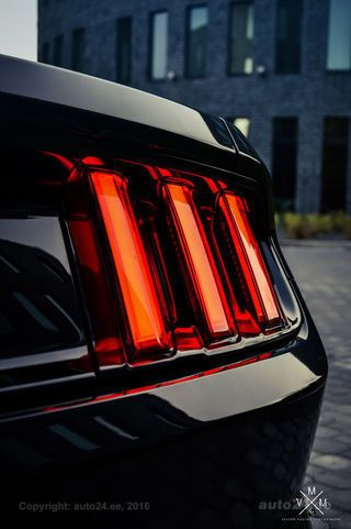 Ford Mustang 2.3 231kW