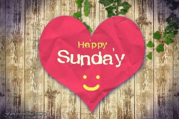 Sunday Greetings, Sunday