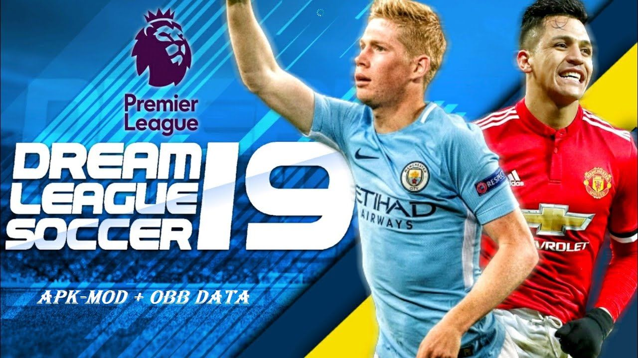 download game dream league soccer 2019 mod
