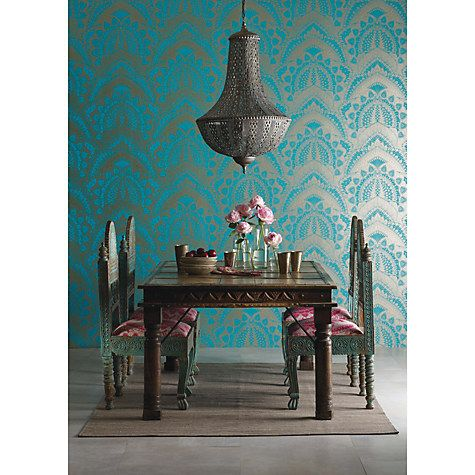 Osborne Little Matthew Williamson Azali Paste The Wall Wallpaper