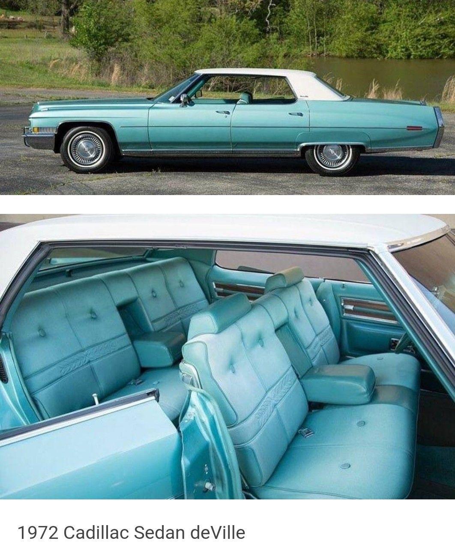 Pin On Cadillac: 1971