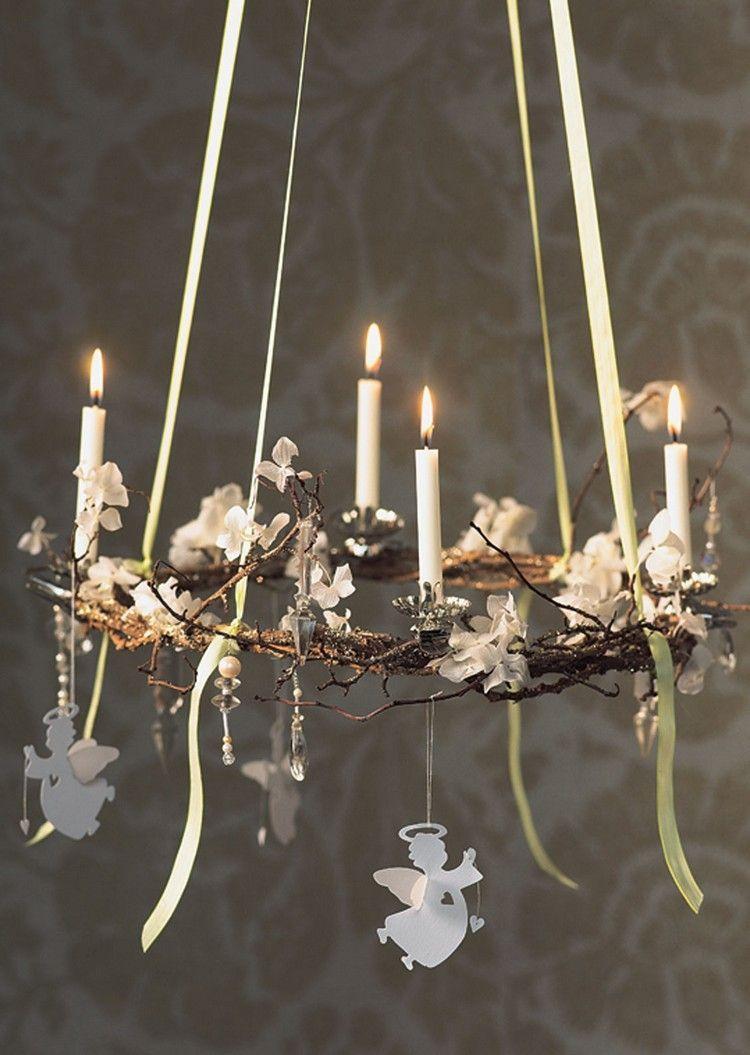 adventskranz gestalten modern weihnachtsgeschenke 2018 2019. Black Bedroom Furniture Sets. Home Design Ideas