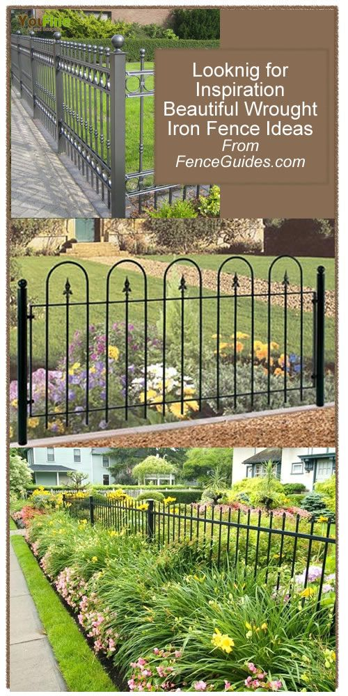Best Compare Wrought Iron Fence Cost Prices Detail Iron Fence 640 x 480