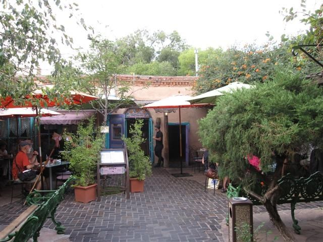 The Shed in Sante Fe. | Shed, Santa fe, Patio