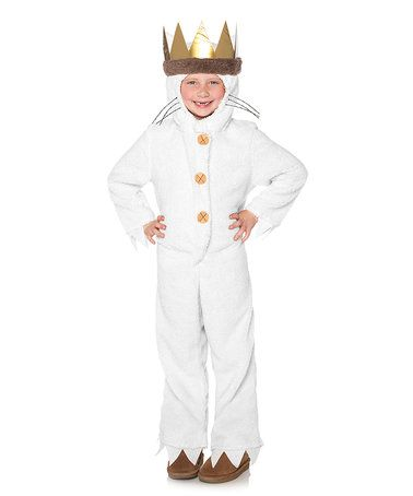 Max Dress-Up Outfit - Kids #zulily #zulilyfinds costumes Pinterest