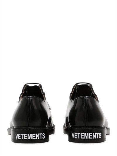 Mens derby shoes, Mens patent leather