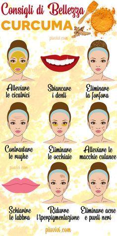 Curcuma: Usi Di Bellezza Per Pelle, Denti E Capelli