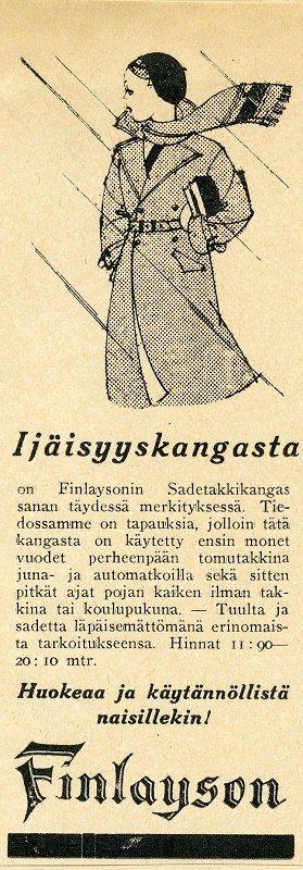 Finlaysonin iäisyyskangas