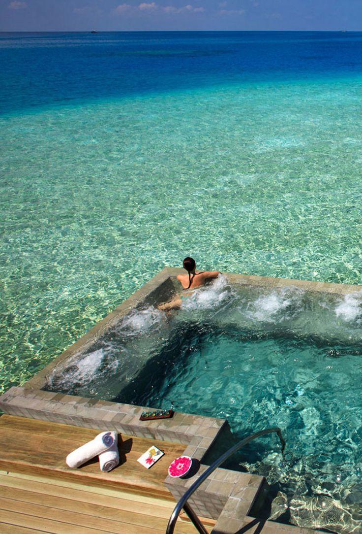 Escapada al hotel velassaru en las maldivas las maldivas maldivas y el nombre - Piscinas 7 islas ...