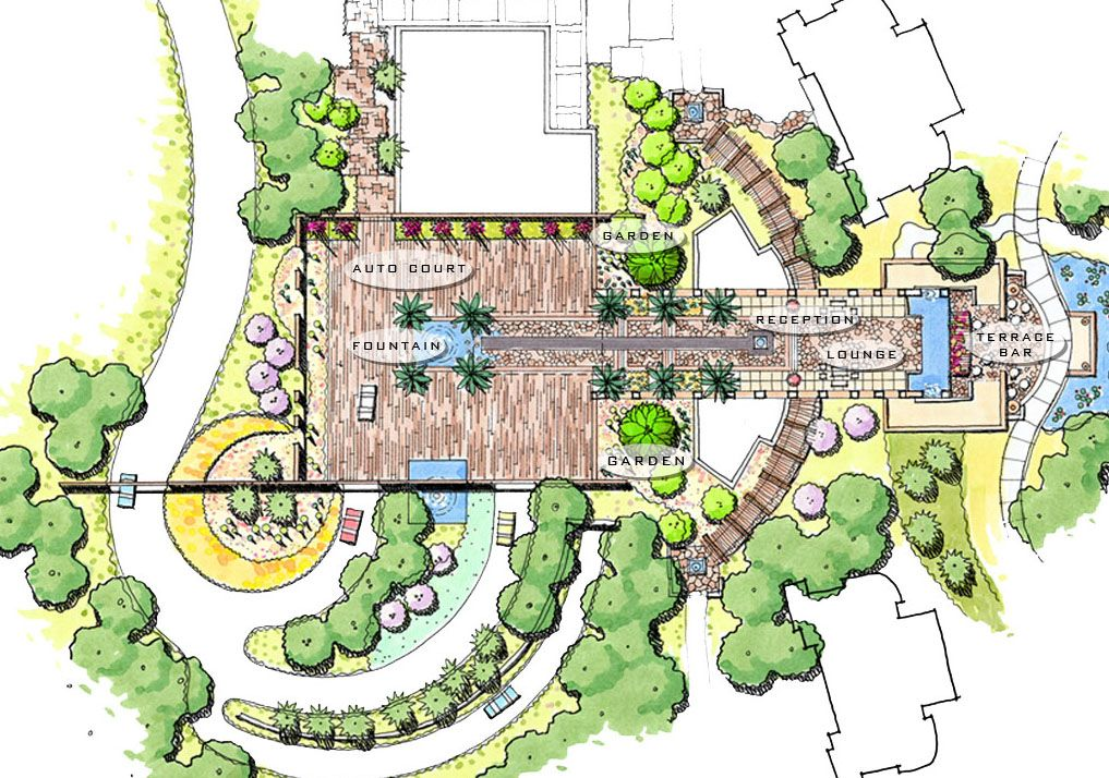 Landscape Architecture Graphics Landscape Architecture