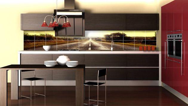15 Unique Kitchen Tile Designs Kitchen tiles design, Tile design