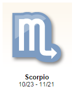Scorpio #Horoscope #Yahoo | Horoscope | Horoscope, Astrology