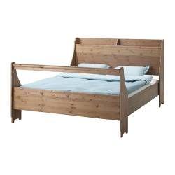 Ikea Home Beds Mattresses Bedside Tables Full Double Queen King Bed Frames Leksvik Frame Stylehive Mattress