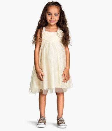 H&M Tulen jurk 19,99