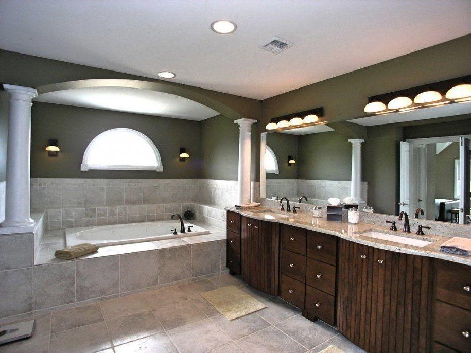 Modern Bathroom Lighting Ideas Over Mirror Luxury Master Bathrooms Modern Bathroom Lighting Small Master Bathroom