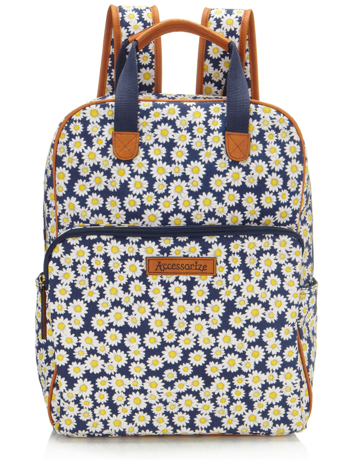 9137962b2620 Daisy Top Handle #Rucksack | Blue | Accessorize Love this new ...