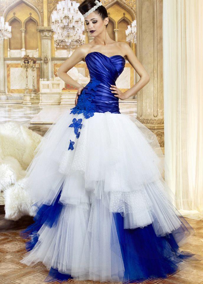 Robes de mariée - BLUE PAR JORDI DALMAU