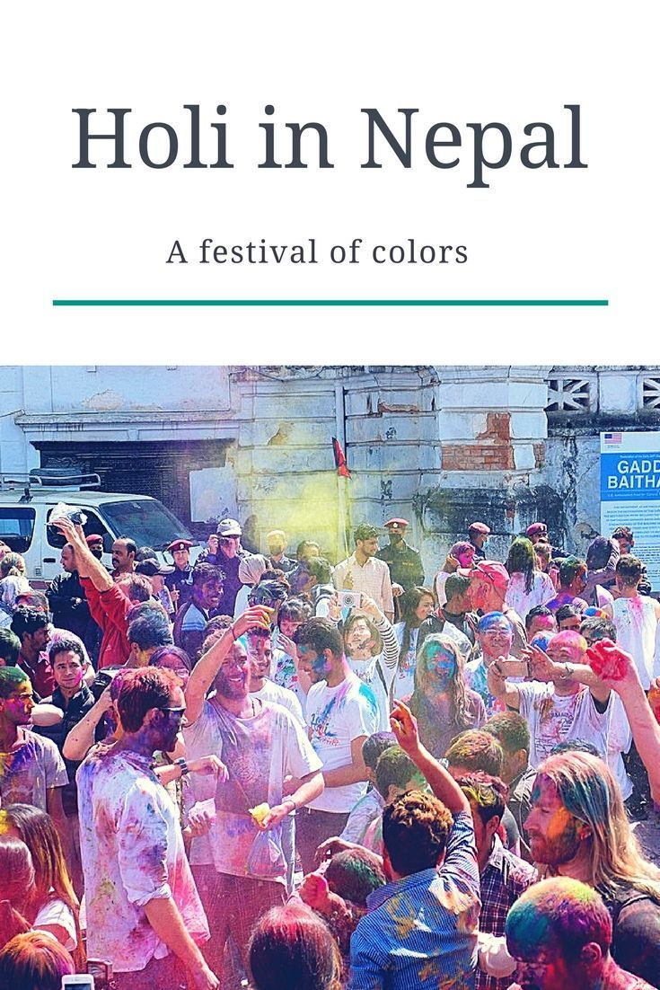 essay on holi festival in nepal