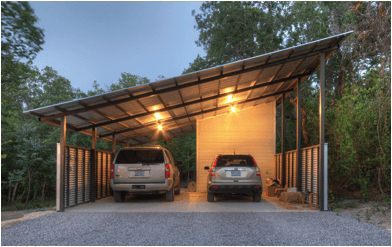 Solar Carports How Do They Work And How Much Do They Cost Rapid Shift In 2020 Pergola Carport Carport Designs Carport Garage