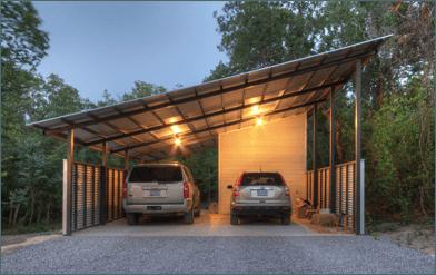 Solar Carports Do They Make Sense? Carport designs