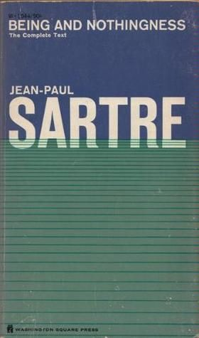 Being and Nothingness by Jean-Paul Sartre | madamemag-books