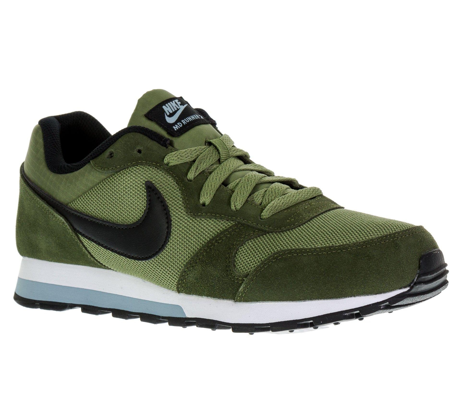 Nike MD Runner 2 | Schoenen, Sneaker, Suede