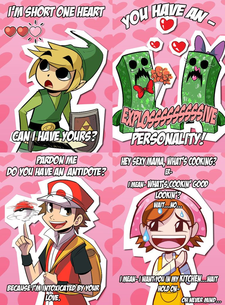 creepypasta valentines cards Ask Image Search – Pokemon Valentines Card