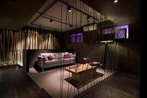 Reis Design | Aveda Salon Design - Hampstead UK | Hotel - Spa ...