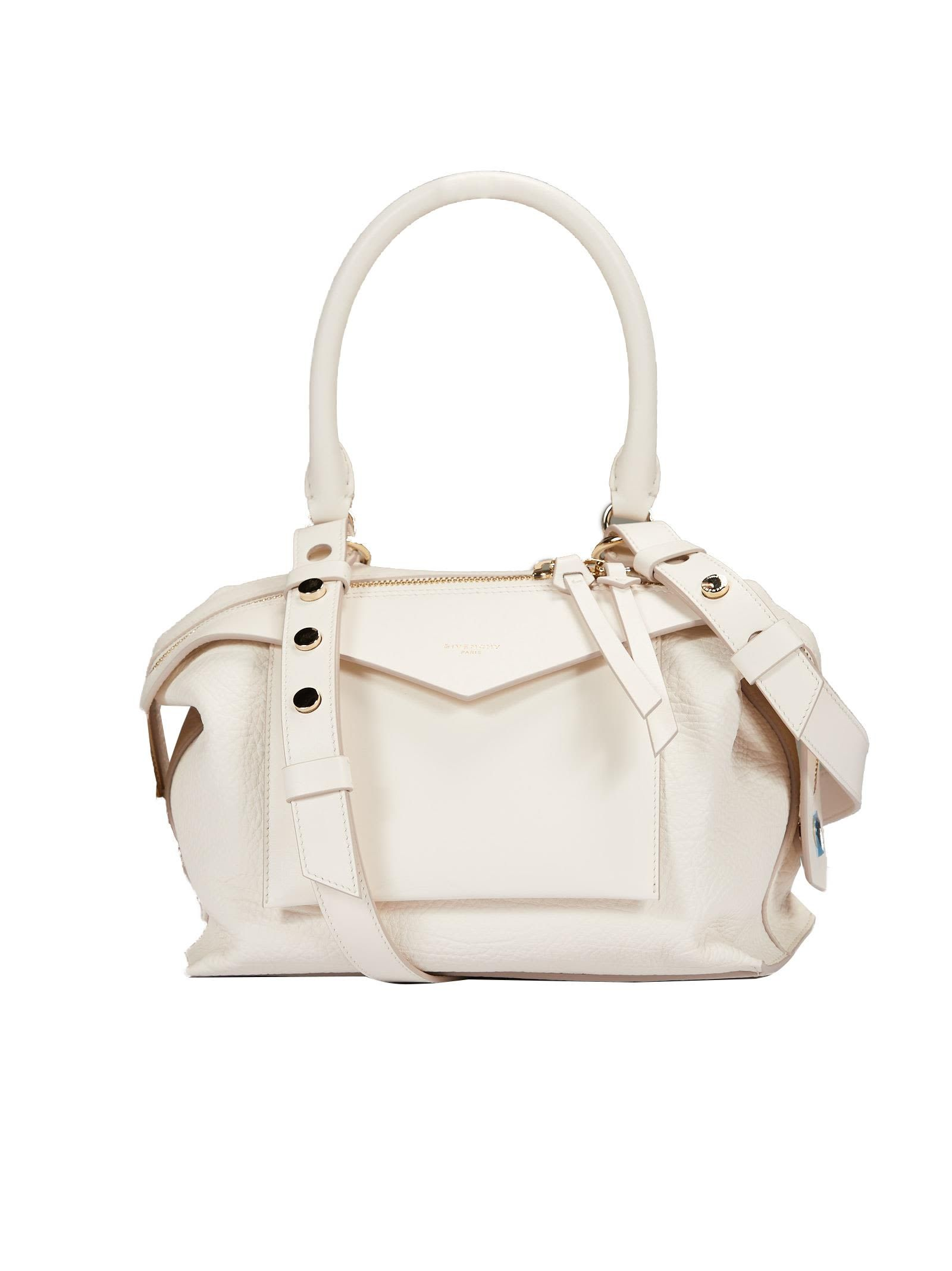 b32e5f4f2a3 Sway Tote, Bianco   Givenchy, Leather totes and Shoulder bags